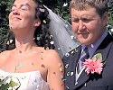 Still From Fun/Romantic Sequence Wedding Video Package - Click to Enlarge